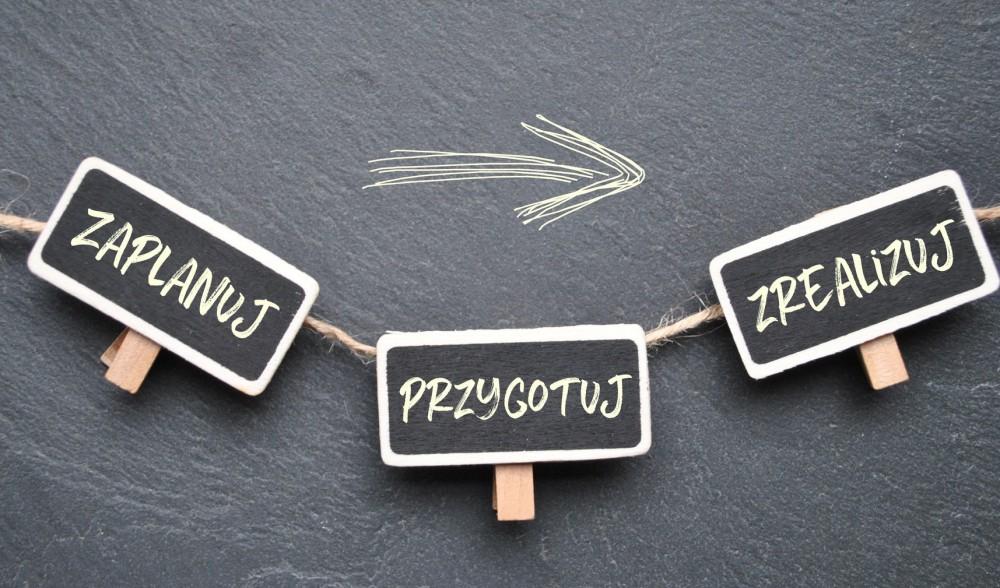 Jak napisać skuteczny i efektywny w realizacji projekt?