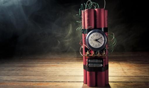 Trwałość projektu – bomba z opóźnionym zapłonem